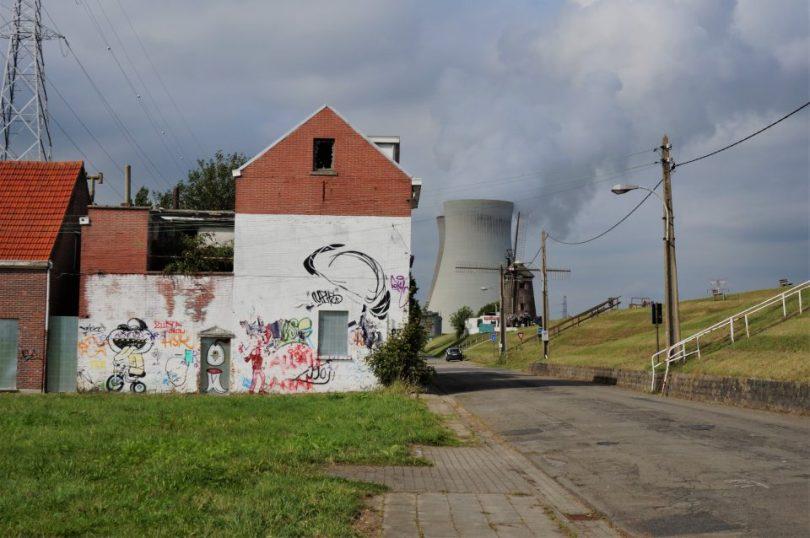 Urbexen in de Belgische spookstad Doel