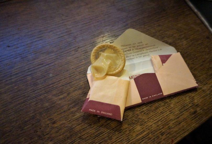 duurzame condooms, condomerie