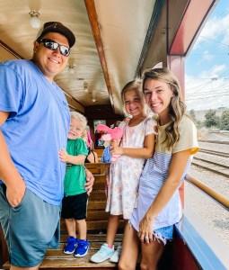 June Recap: Strasburg Railroad Lancaster County PA