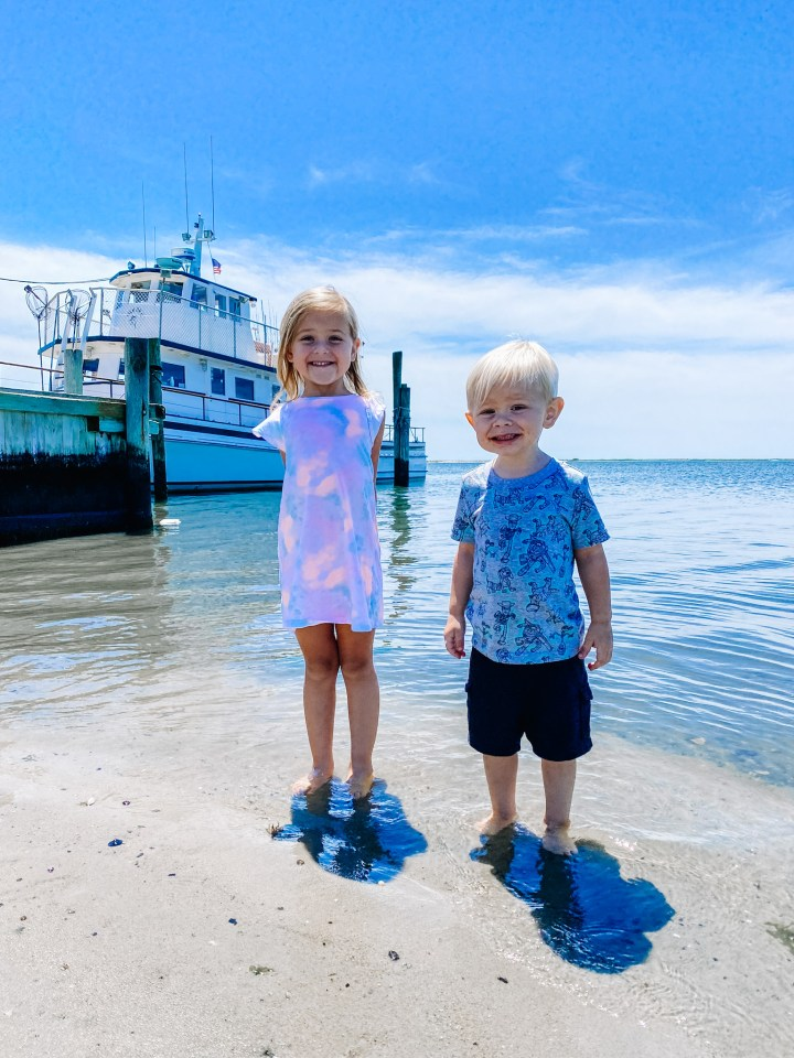 June Recap: Enjoying the bay and marina in East Moriches, New York