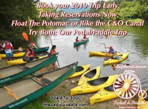 Shepherdstown Pedal & Paddle