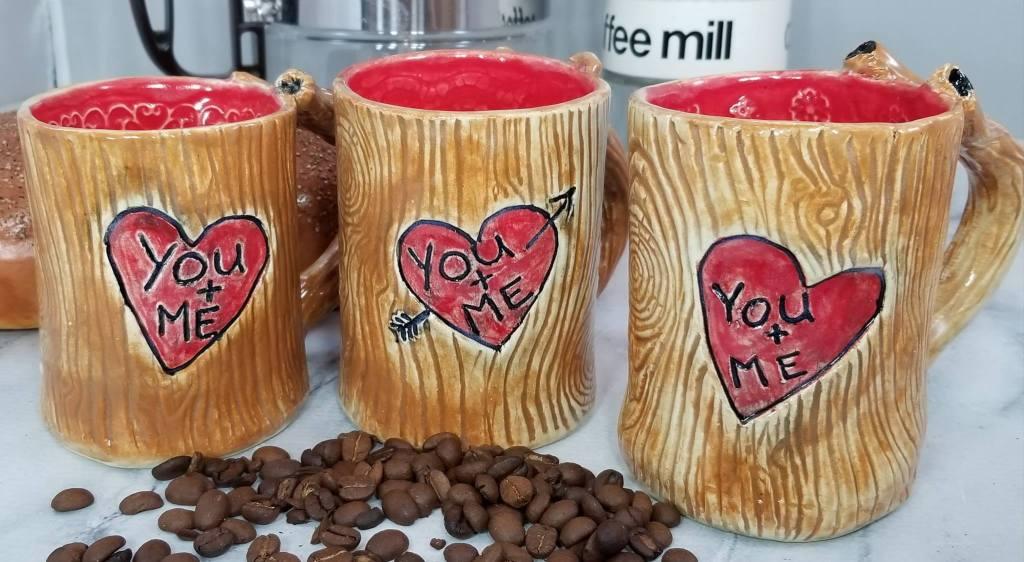 Maker Market - coffee mugs
