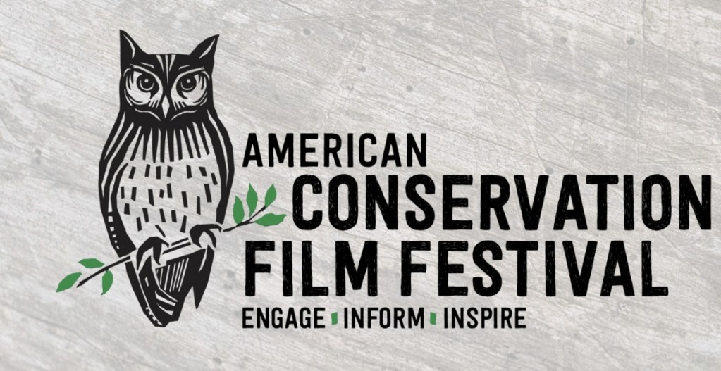 Logo for American Conservation Film Festival.