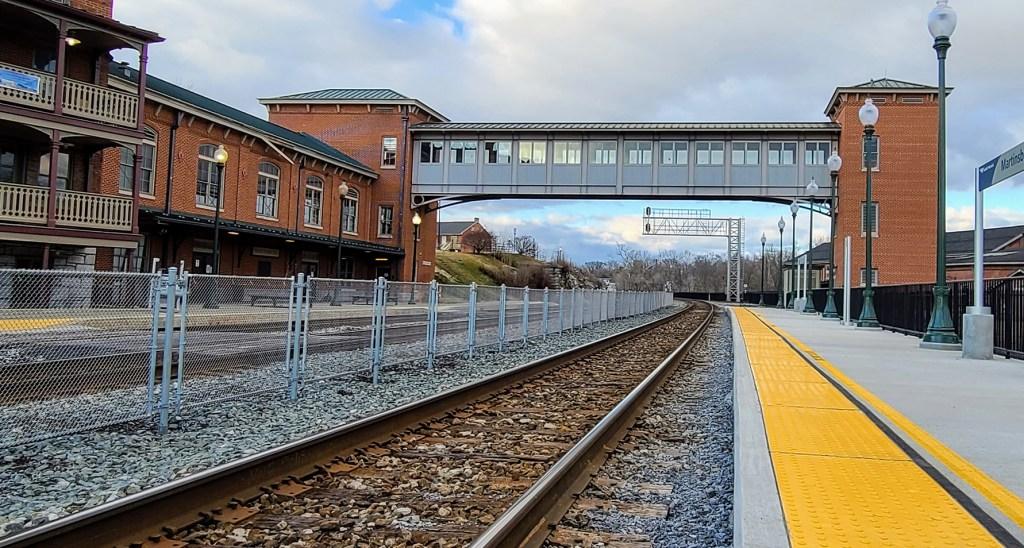Martinsburg's Caperton Station