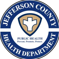 Jefferson County Health Department logo