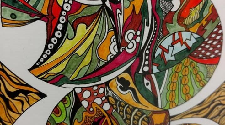 """powerball"" artwork by John Turner."