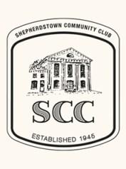Logo for the Shepherdstown Community Club.