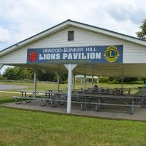 Inwood-Bunker Hill Lions Park Pavillion