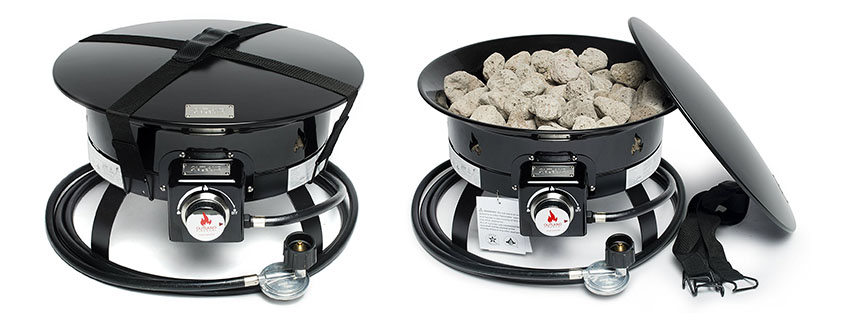 Top 10 Best Outdoor Propane Fire Pits 2018 Reviews ... on Outland Firebowl Propane Fire Pit id=77105