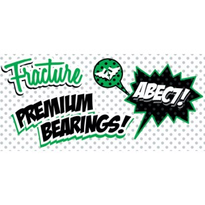fracture bearings abec 7