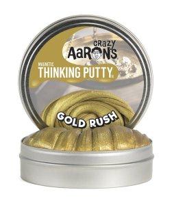 Crazy Aaron Thinking Putty Magnetics Gold Rush 10Cm