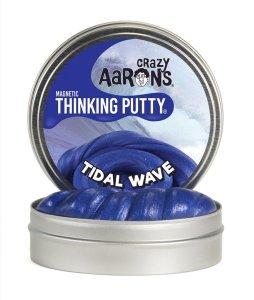 Crazy Aaron Thinking Putty Super Magnetics Tidal Wave 10Cm Tin