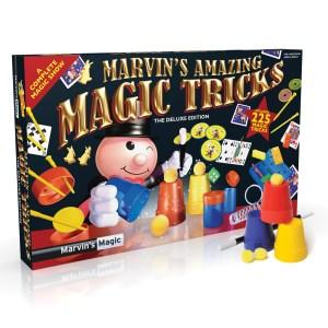 Marvins Amazing 225 Magic Tricks