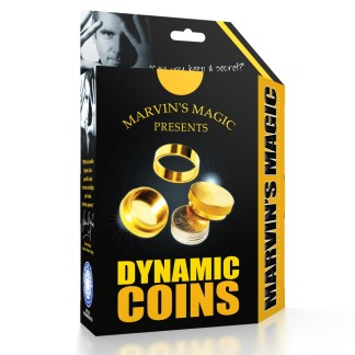 Marvin's Magic Unbelievable Dynamic Coins