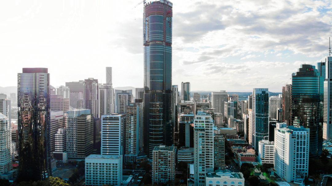 Downtown Brisbane
