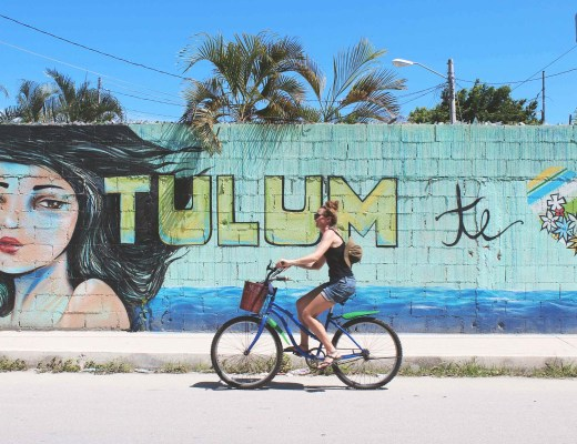 TULUM-mexico-bike-riding