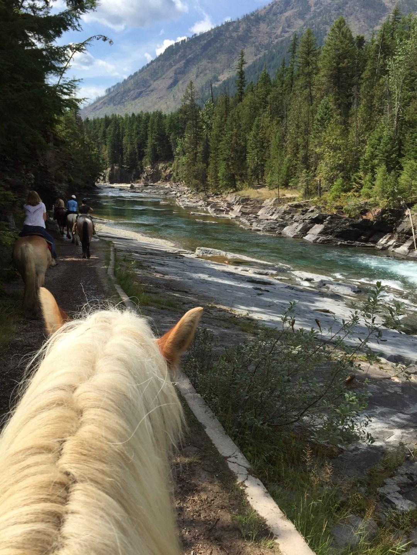 gacier-national-park-horseback