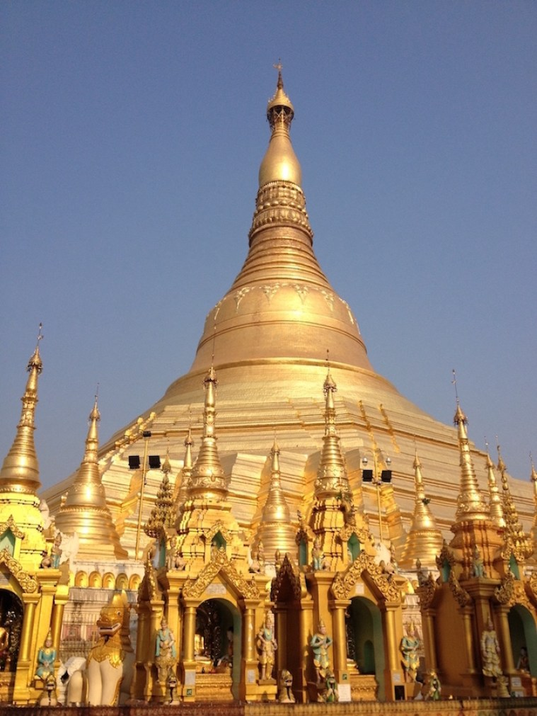 myanmar-temple-yangon