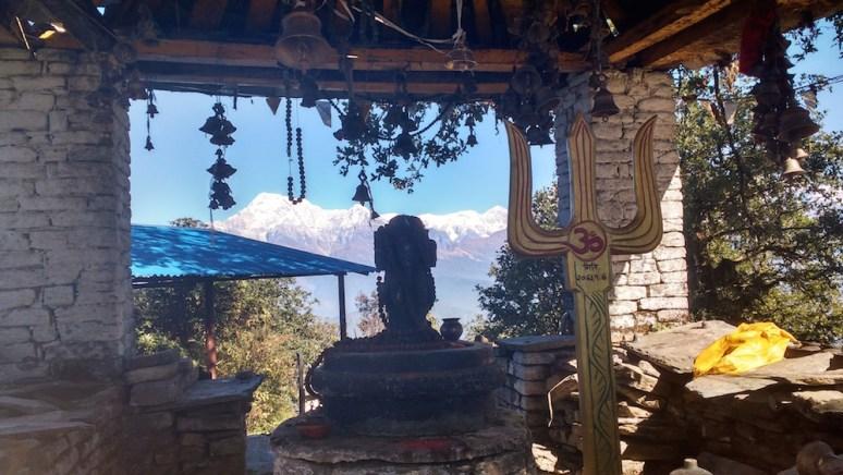 panchase-temple-nepal