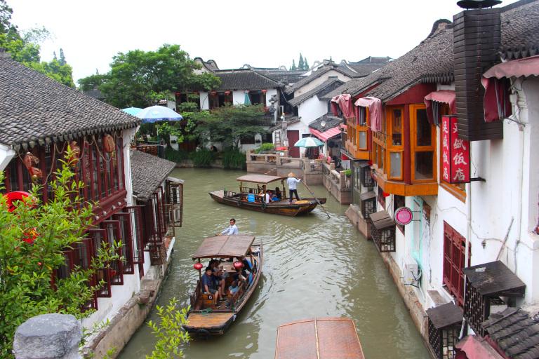 zhujiajiao-shanghai