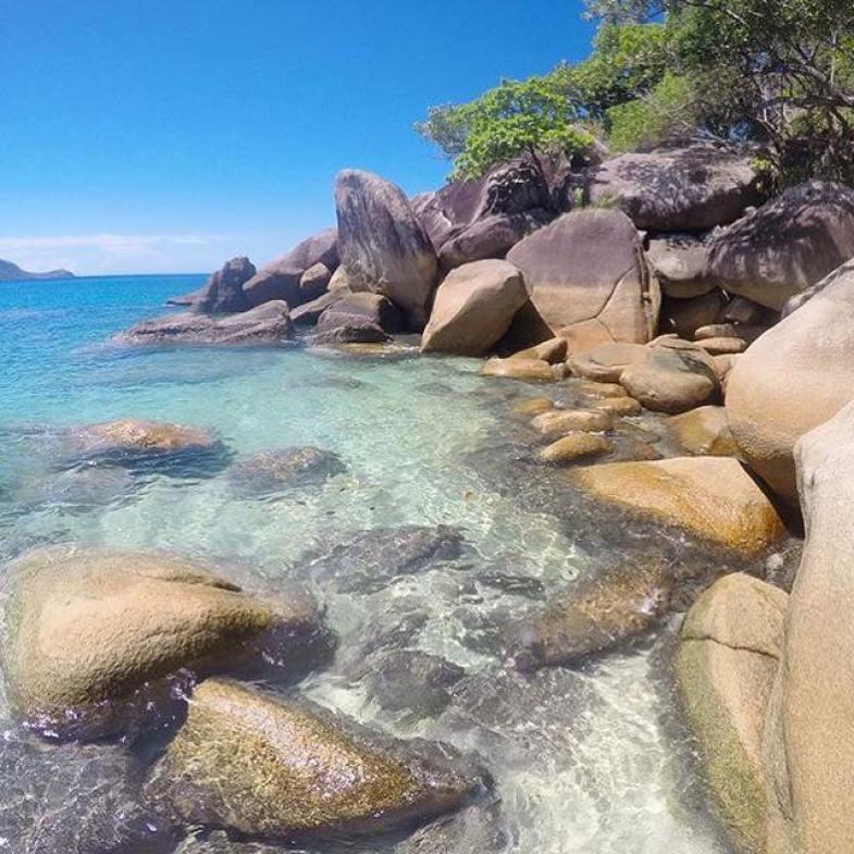 Cairns-Fitzroy-Island-Nudey-Beach