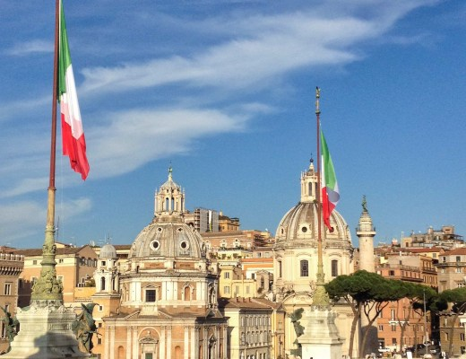 THE ETERNAL CITY: 9 PICTURESQUE SIGHTS IN ROME, ITALY