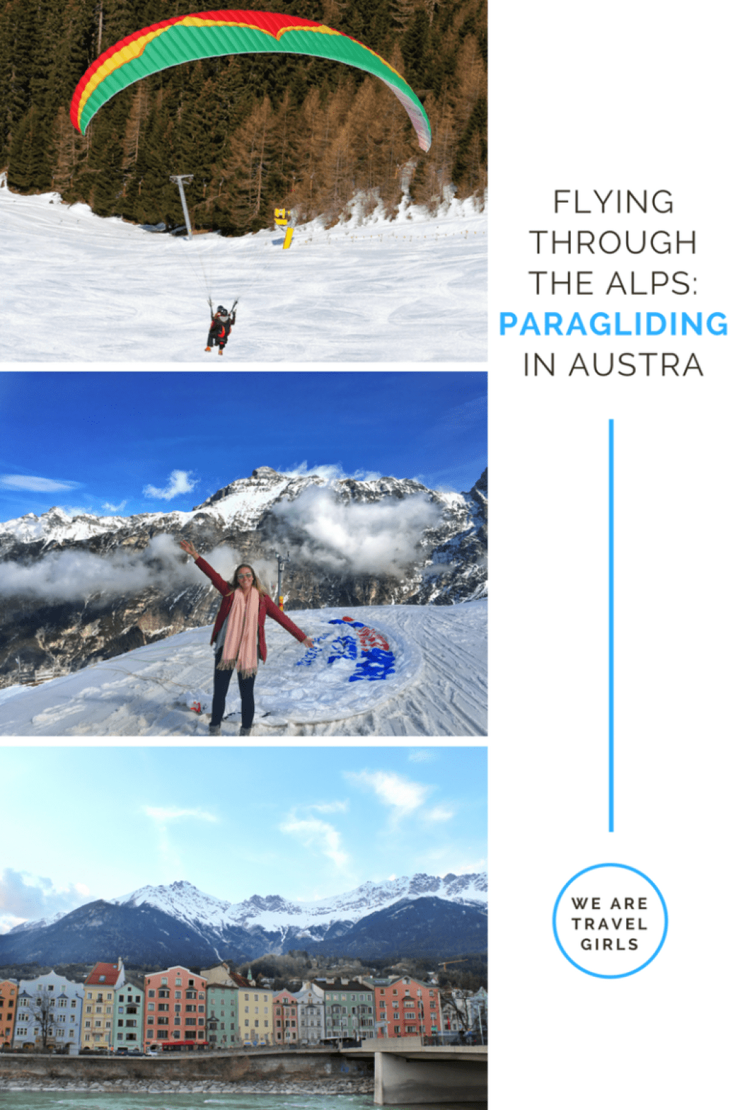 FLYING THROUGH THE ALPS- PARAGLIDING IN AUSTRA GRAPHC 2
