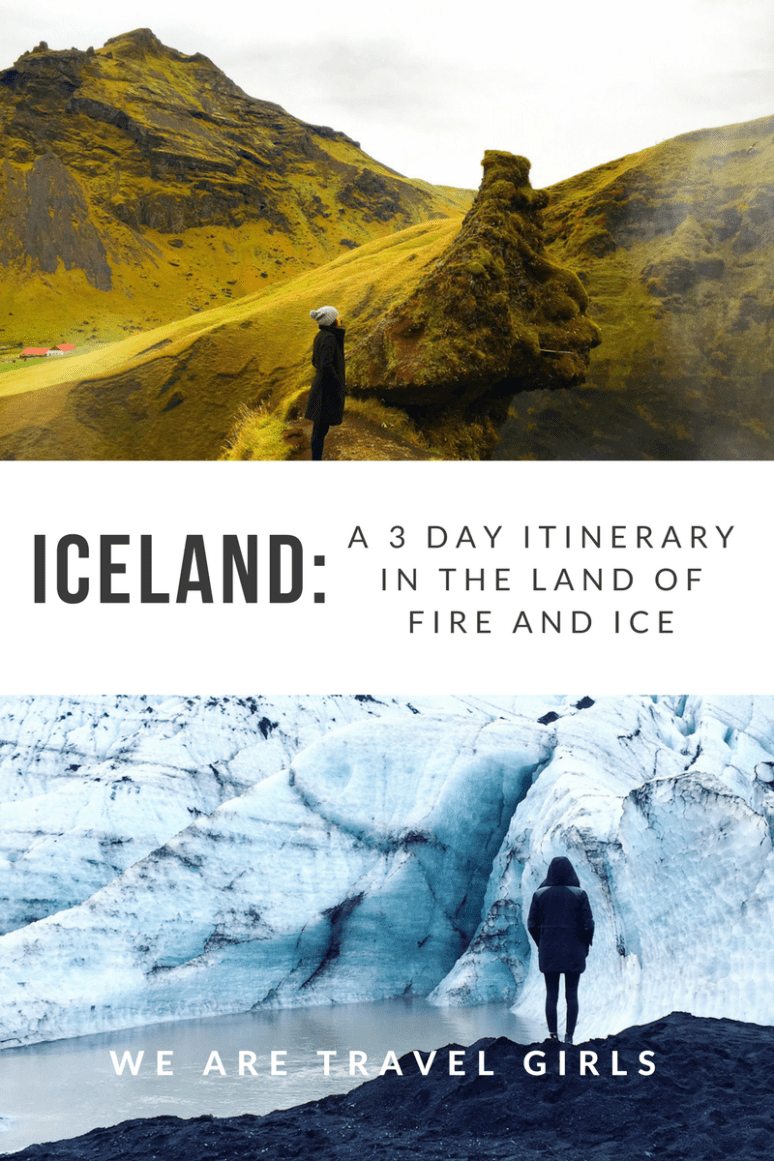 ICELAND- A 3 DAY ITINERARY IN THE LAND OF FIRE AND ICE graphic 1