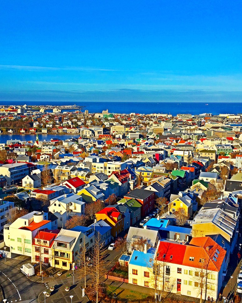 ICELAND- A 3 DAY ITINIERARY IN THE LAND OF FIRE AND ICE reykjavik-iceland-1
