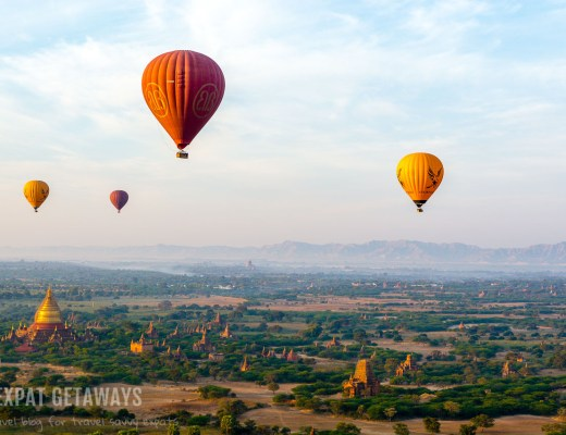 5 Reasons Every Girl Should Visit Myanmar