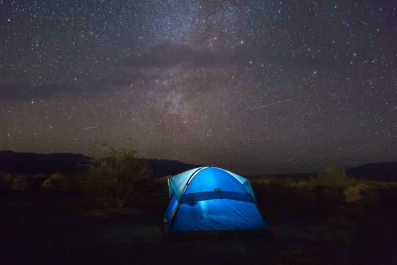 DEATH VALLEY CALIFORNIA/ A PHOTOGRAPHERS PARADISE starry night
