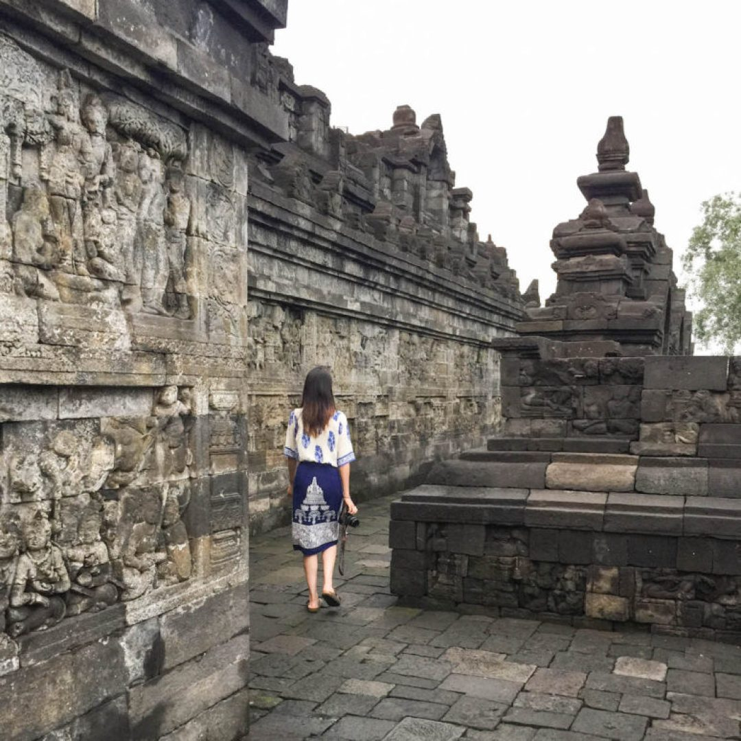5 Places to see in Yogyakarta, Indonesia 10Borobudur-Indonesia