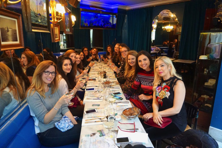 We Are Travel Girls Paris Meet Up At Hotel Grand Amour