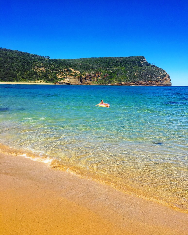 AUSTRALIA- JERVIS BAY'S BEST BEACHES SteamersBeach5_Australia