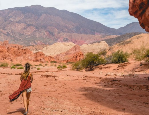 EXPLORING CAFAYATE IN NORTHERN ARGENTINA