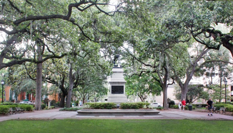 The 10 Best Squares In Savannah Georgia We Are Travel Girls