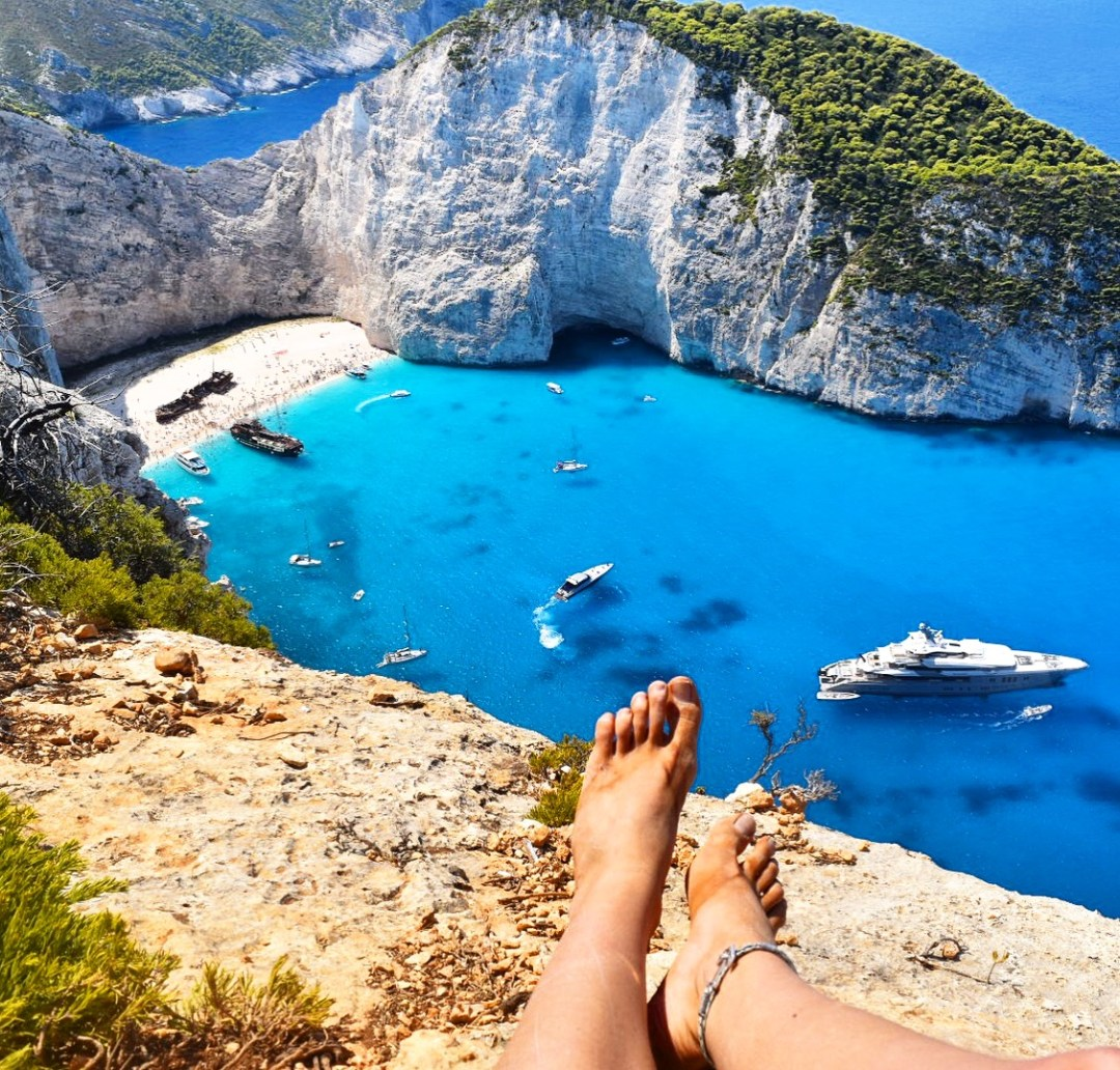 THE ULTIMATE GUIDE TO THE INFAMOUS NAVAGIO BEACH
