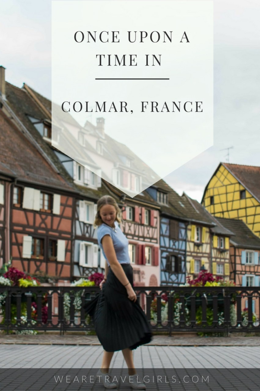 ONCE UPON A TIME IN COLMAR, FRANCE