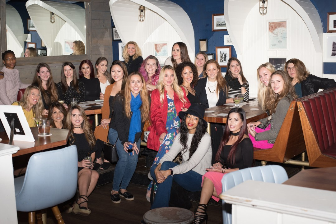 WE ARE TRAVEL GIRLS MEET-UP AT SHOREBAR IN SANTA MONICA