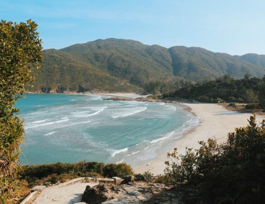 A GUIDE TO HIKING HAM TIN BEACH, HONG KONG