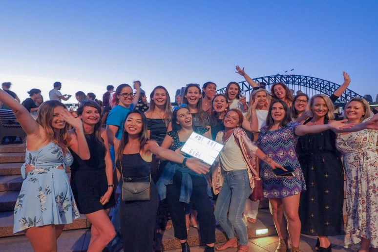 Sydney March WATG Meet-Up