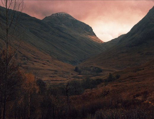 A GUIDE TO HIKING PAP OF GLENCOE