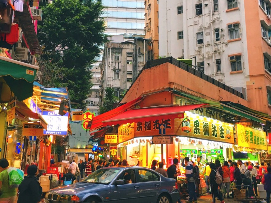 An Expat's Guide To Hong Kong's Hippest 'Hoods