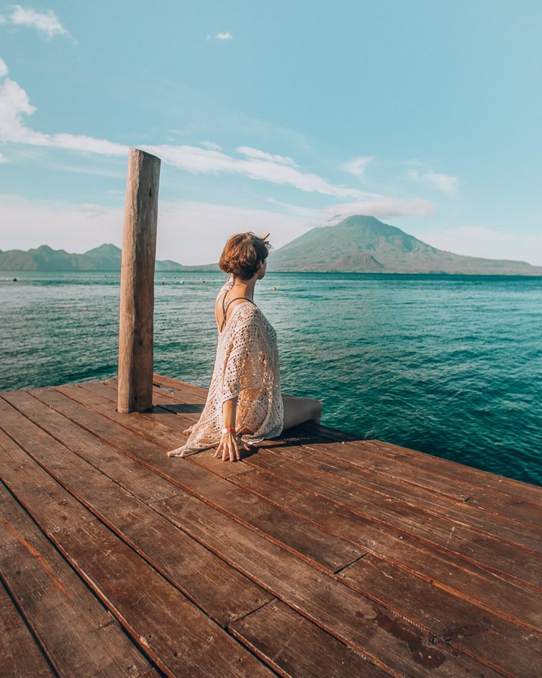 Off The Beaten Path: Lake Atitlan, Guatemala