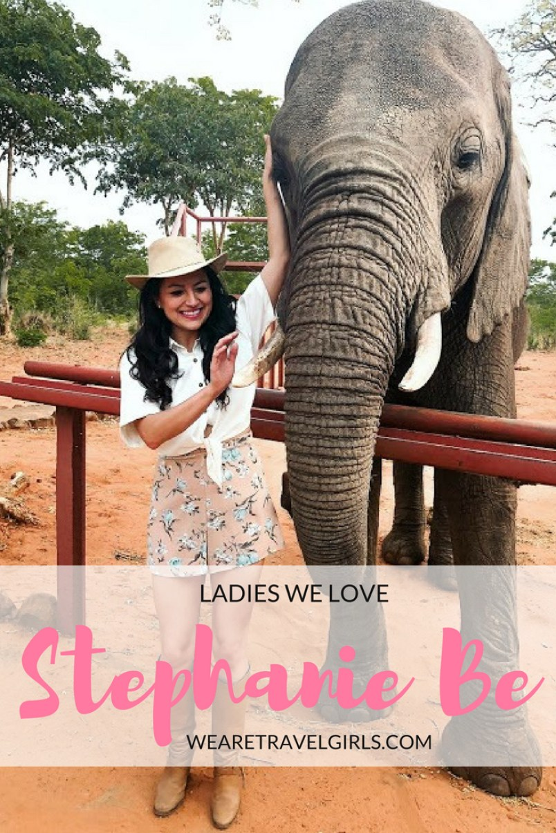 Ladies We Love: Stephanie Be