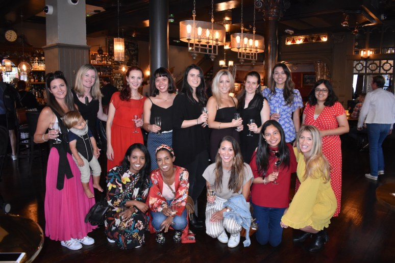 We Are Travel Girls London Meet Up At The Bolton