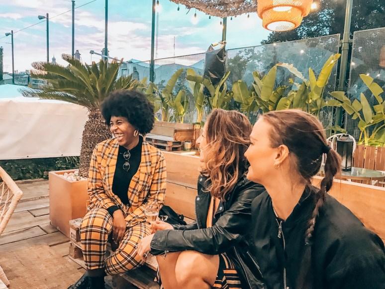 We Are Travel Girls Lisbon Meet Up At Ferroviário