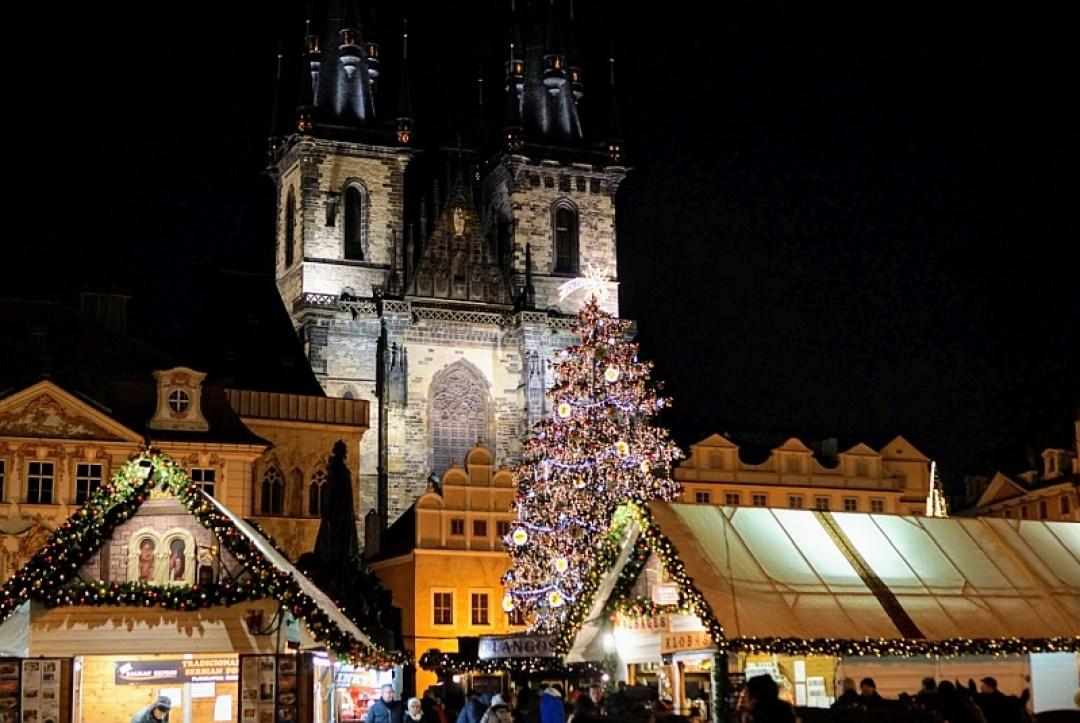 12 Magical European Christmas Markets to Get You Into a Festive Mood