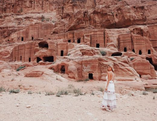 THE PICTURE PERFECT GUIDE TO VISITING & CAPTURING PETRA