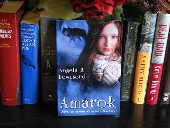 Amarok by Angela J Townsend